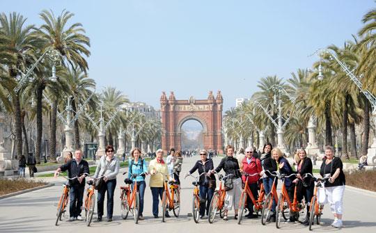 Barcelona_fietstour-fietsen