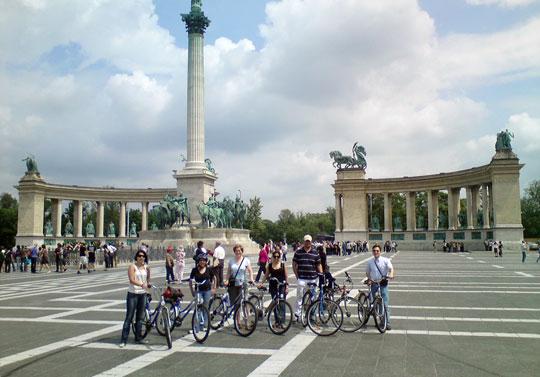 Boedapest-fietsen-fietstour