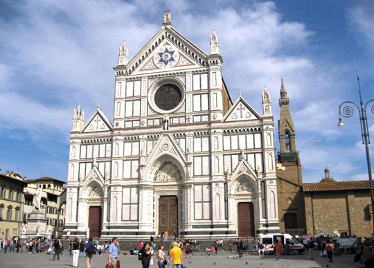 Florence_Santa_Croce