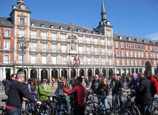 Madrid_fietsen-fietstour