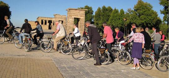 Madrid_fietsen-Templo-de-Debod