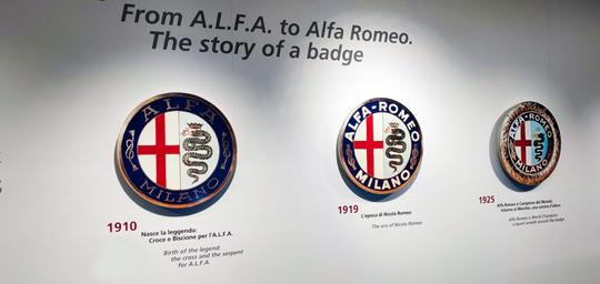 Milaan_Alfa_romeo-museum