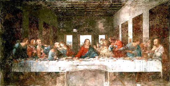 Milaan_Leonardo_da_Vinci-laatste-avondmaal