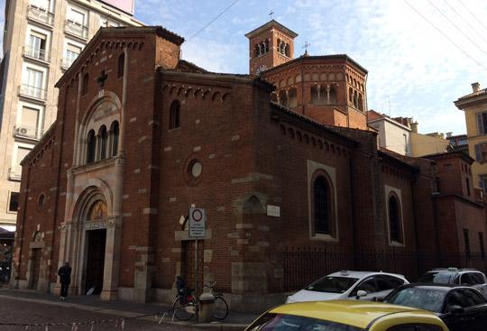 Milaan_San-Babila-chiesa