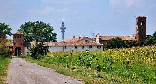 Milaan_abbazia-Mirasole_abdij
