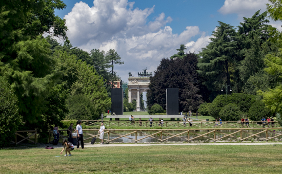 Milaan_arco-pace-parco-sempione