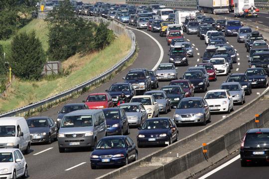 Milaan_auto-verkeer