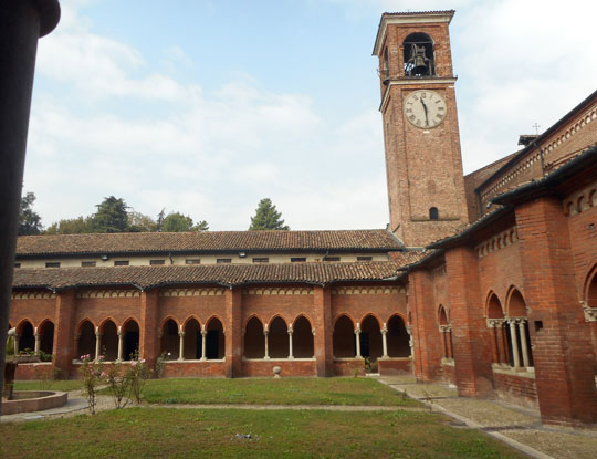 Milaan_chiaravalle-abbazia-abdij