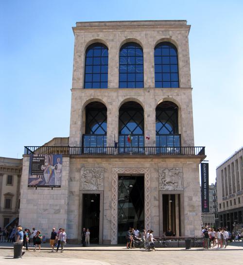 Milaan_museo-novecento