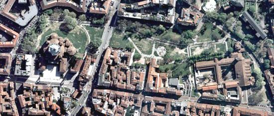 Milaan_parken-Parco-delle-Basiliche