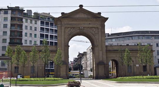 Milaan_porta-nuova
