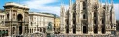 Monumenten en bezienswaardigheden in Milaan