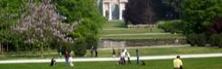 Parken en tuinen in Milaan