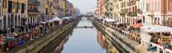 Wijken in Milaan