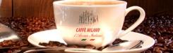 Koffie in Milaan