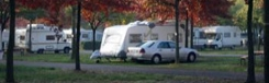 Campings bij Milaan