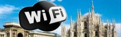 Gratis wifi in heel Milaan