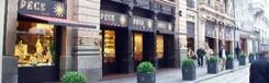 De beste winkelstraten van Milaan