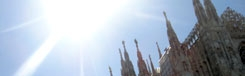 Weer en klimaat in Milaan