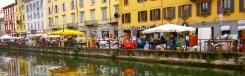 Markt in Milaan