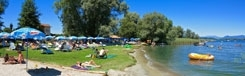 Campings bij het Lago Maggiore
