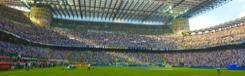 Stadio Giuseppe Meazza (of San Siro) in Milaan