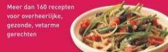Minibijbel vetarme gerechten