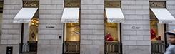 Gouden Vierhoek - het luxe modekwartier van Milaan