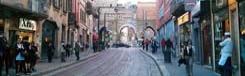 Corso di Porta Ticinese en de Navigli