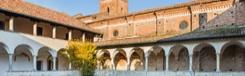 Abdijen in en om Milaan